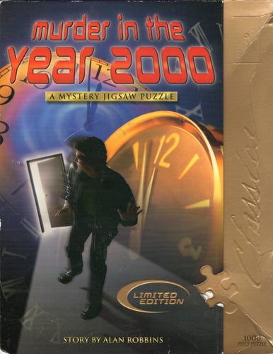 Rental - BePuzzled Classic: Murder in the Year 2000 - Conundrum House