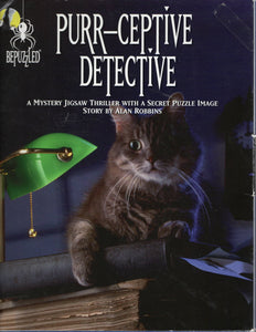 Rental - BePuzzled: Purr-ceptive Detective - Conundrum House