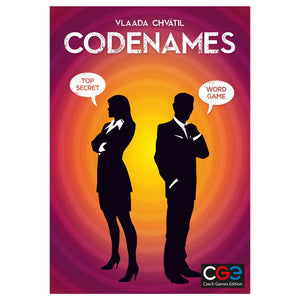 Codenames - Conundrum House