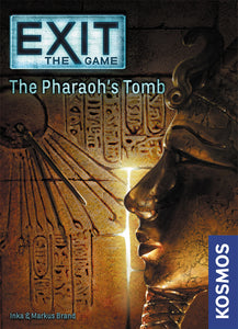 EXIT The Pharaoh's Tomb - Conundrum House