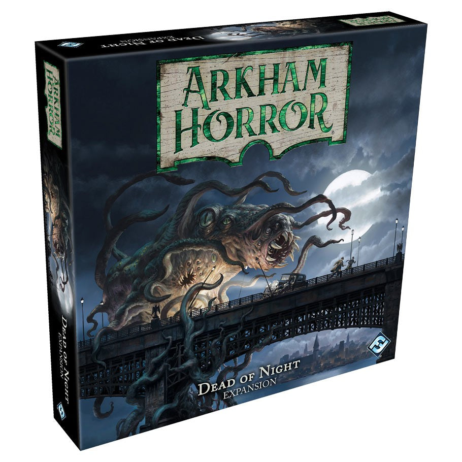 Arkham Horror 3E: The Dead of Night - Conundrum House
