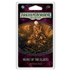 Arkham Horror : LCG: Heart of the Elders - Conundrum House
