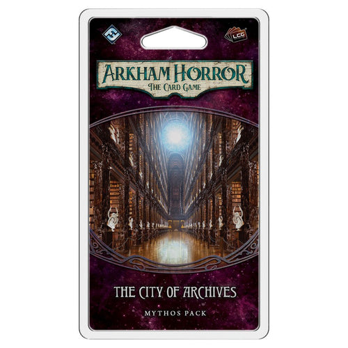 Arkham Horror : LCG: The City of Archives - Conundrum House