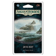 Load image into Gallery viewer, Arkham Horror : LCG: Devil's Reef Mythos Pack - Conundrum House