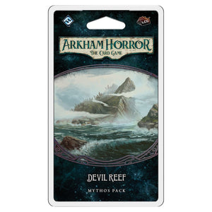 Arkham Horror : LCG: Devil's Reef Mythos Pack - Conundrum House
