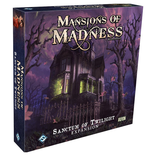 Mansions of Madness 2E: Sanctum of Twilight Expansion