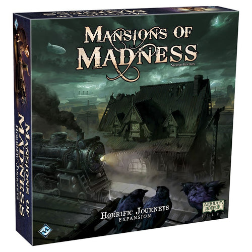 Mansions of Madness 2E: Horrific Journeys Expansion