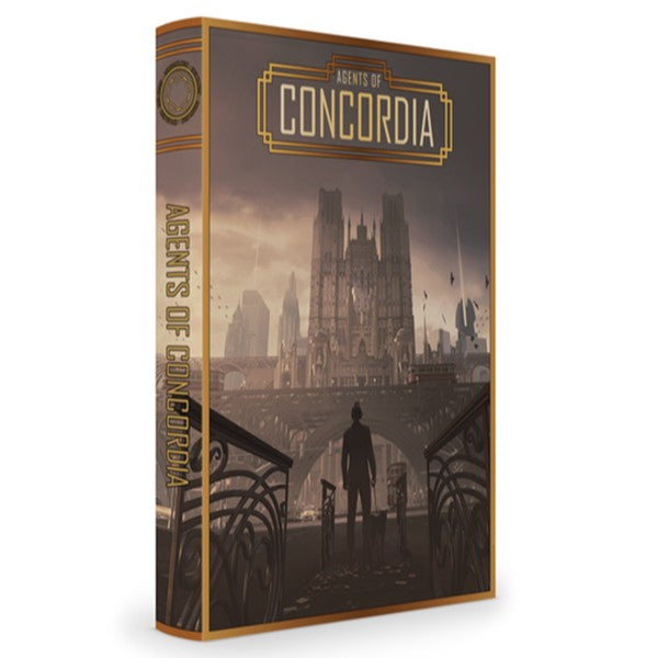 Agents of Concordia RPG