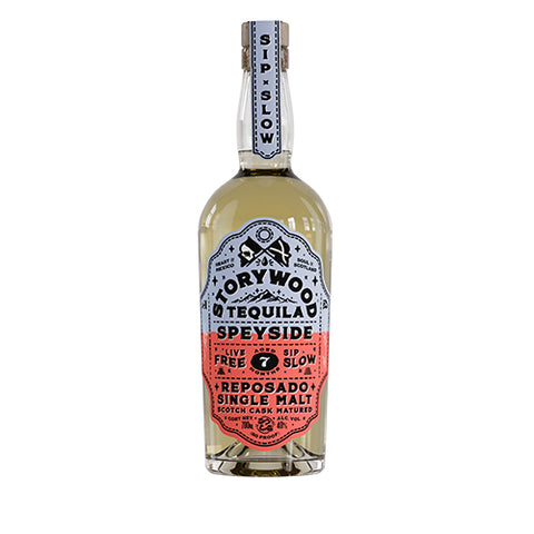 Storywood Tequila Speyside