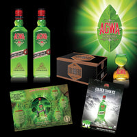 AGWA Party Starter - 2 x 70cl Bottles of AGWA and more!