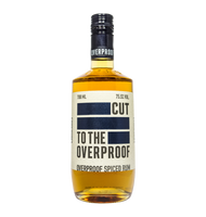 CUT Overproof Spiced Rum 75.5%