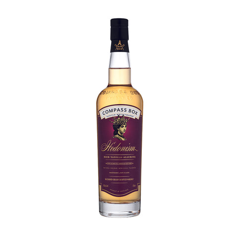 Compass Box Hedonism 70cl 43%