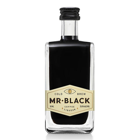 Mr Black Cold Brew Coffee Liqueur Miniature - 12 X 5CL
