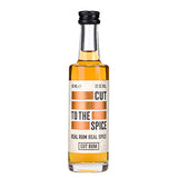 Cut Spiced Rum Miniature - 12 X 5CL