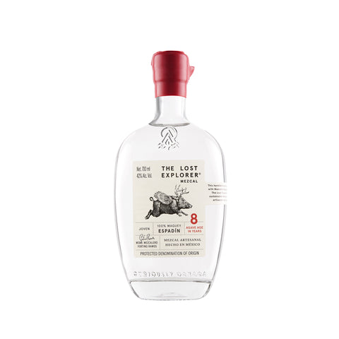 The Lost Explorer Mezcal ESPADÍN l 700ML l 42%