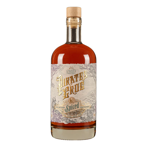 Pirates Grog Spiced