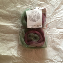 Load image into Gallery viewer, Midnight Kale mini Woollie Buns set 2