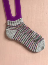 Load image into Gallery viewer, Atlanta Sock Pattern knitting pattern