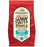 Grass-Fed Lamb Recipe Raw Coated Baked Kibble