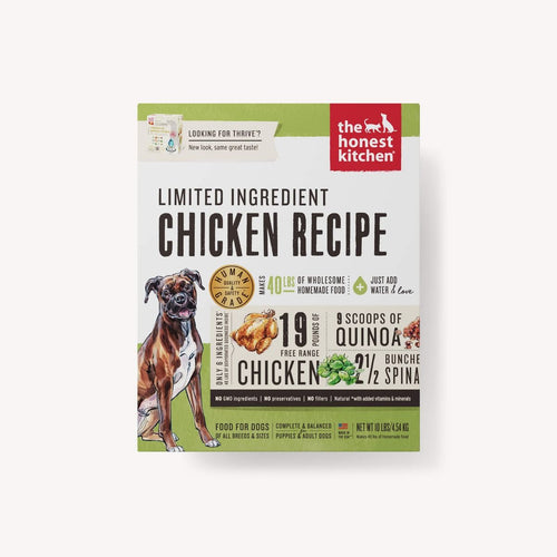 DEHYDRATED - LIMITED INGREDIENT CHICKEN RECIPE (THRIVE)