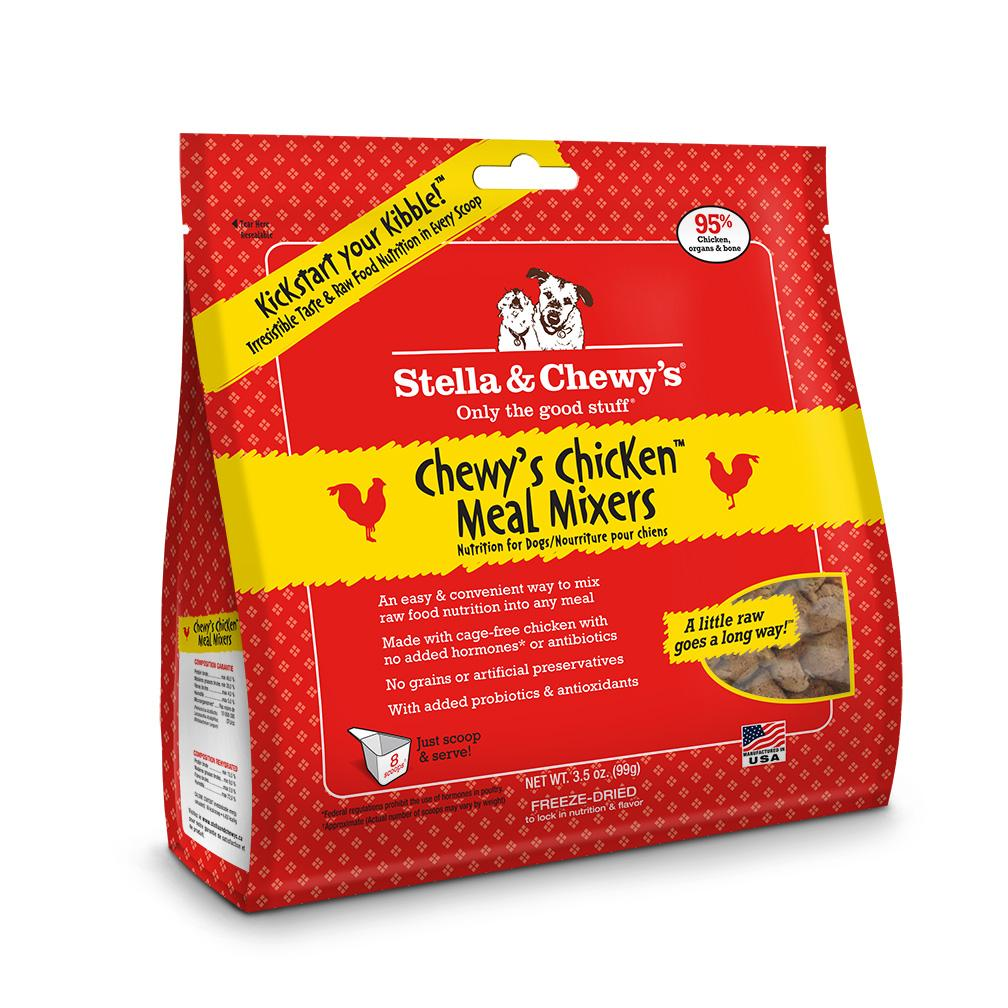 Chewy's Chicken Meal Mixers