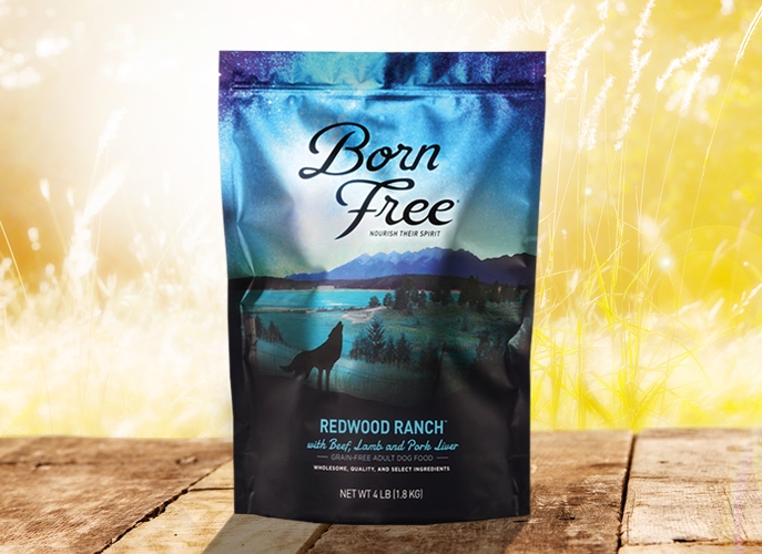 Redwood Ranch Born Free