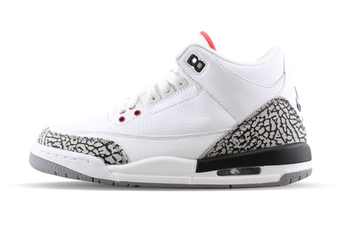 best service 1b4ca b54ac Air Jordan 3 Retro GS