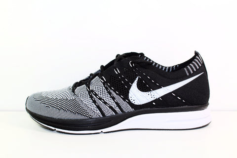 "Nike Flyknit Trainer+ ""BLACK/WHITE"""