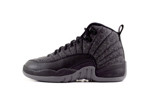 "Air Jordan 12 Retro Wool BG ""WOOL"""