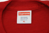 "Sole Supremacy Tee ""SUPREME/RED"""