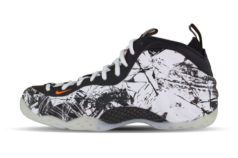 "Nike Air Foamposite One ""ALBINO SNAKESKIN"""