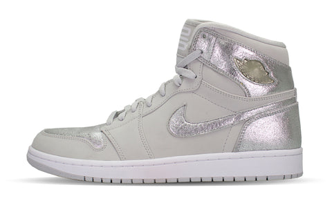 "Air Jordan 1 Retro HI Silver ""25TH ANNIVERSARY"""