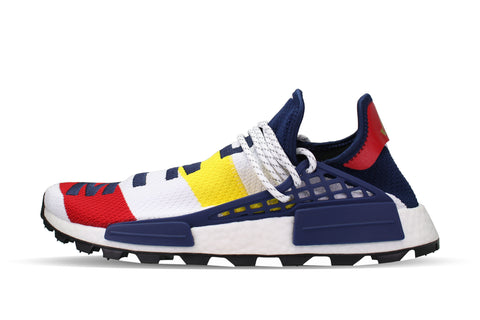 "Adidas Human Race NMD ""BBC/MULTI-COLOR"""