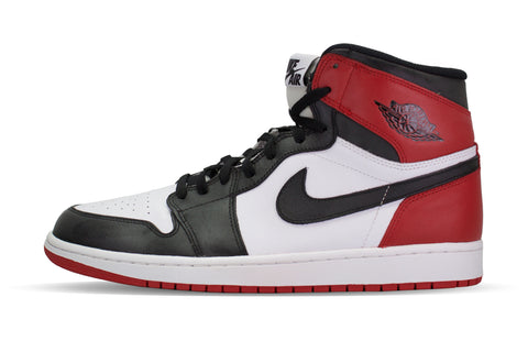 "Air Jordan 1 Retro High OG ""BLACK TOE"" 2013"