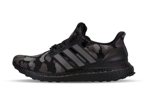 "Adidas Ultra Boost 4.0 ""BAPE/BLACK CAMO"""