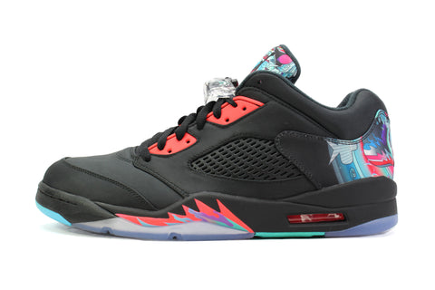 1717a358b34a10 Air Jordan 5 Retro Low CNY