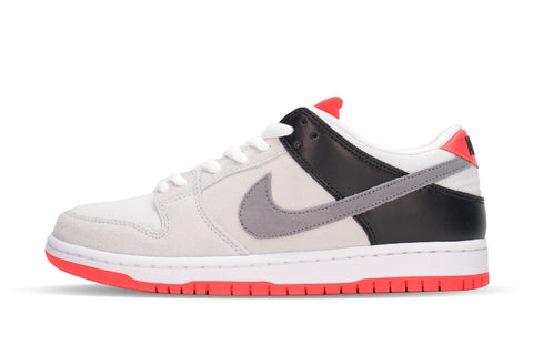 "Nike SB Dunk Low Pro ISO ""INFRARED ORANGE LABEL"""