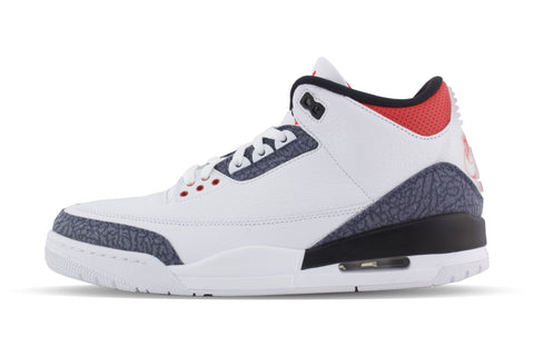 "Air Jordan 3 Retro SE-T ""CO JP/FIRE RED DENIM"""