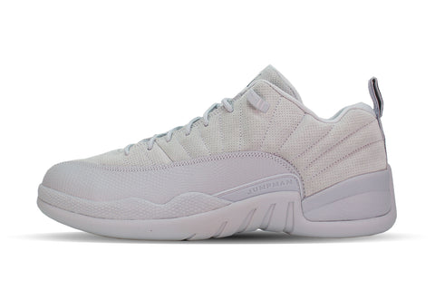 "Air Jordan 12 Retro Low ""WOLF GREY"""