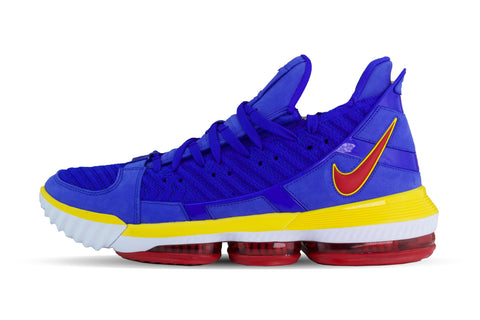 "Nike Lebron 16 SB ""SUPERMAN/BLUE"""
