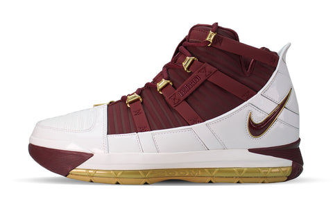 "Nike Zoom LeBron 3 CTK QS ""CHRIST THE KING"" 2018"