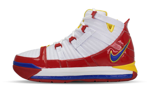 "Nike Zoom LeBron 3 QS ""RED SUPERMAN"""