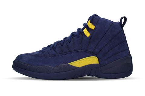 "Air Jordan 12 Retro RTR NRG ""MICHIGAN"""
