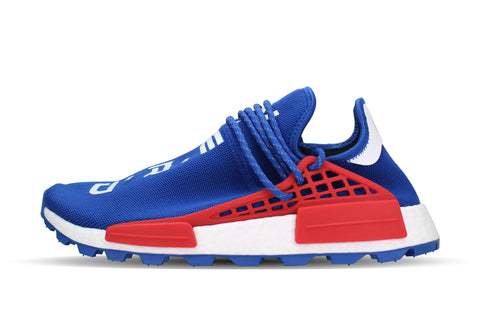 blue and red human races Shop Clothing