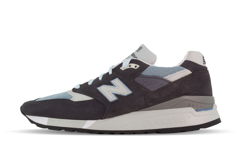 "New Balance 998 ""KITH SPRING 2/STEEL BLUE"""