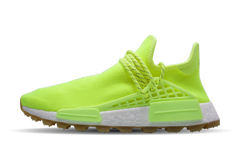 "Adidas Human Race NMD PRD ""NOW IS HER TIME/SOLAR YELLOW"""