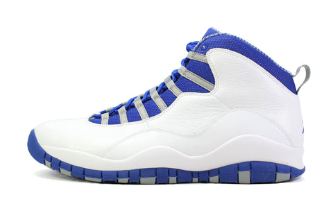 "Air Jordan 10 Retro TXT ""OLD ROYAL"""