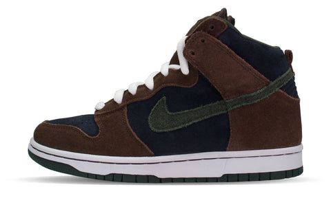 "Nike Dunk High Pro SB ""PAUL BROWN"""