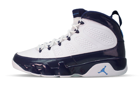 "Air Jordan 9 Retro ""BLUE PEARL"""