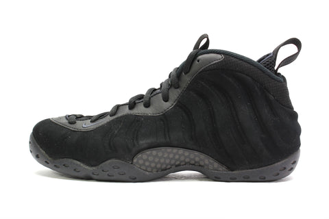 "Nike Air Foamposite One PRM ""BLACK SUEDE"""